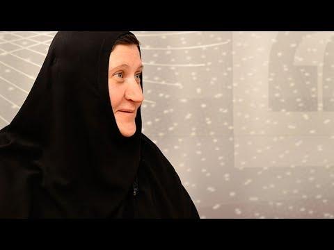 На фото Монахиня Евфросиния о себе, своём послушании и своей идее изображение