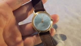 Обзор часов  Poljot de luxe  29 камней