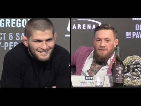 Khabib Nurmagomedov: 'I am the Floyd Mayweather in MMA;' Whiskey Won't Save Conor McGregor