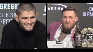 Download Khabib Nurmagomedov: 'I am the Floyd Mayweather in MMA;' Whiskey Won't Save Conor McGregor Mp3 and Videos