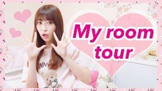 【お部屋紹介】~My room tour~ようこそアカリンのお部屋へ♡