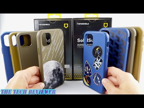 Mega Protective Slim Great New Colors Rhinoshield Solidsuit For Iphone 11 11 Pro Youtube