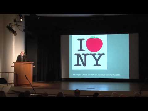 Guggenheim Lecture: The Artist As Typographer with Tom McDonough
