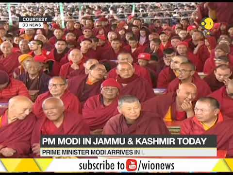 PM Modi to inaugurate Kishanganaga project in Jammu & Kashmir