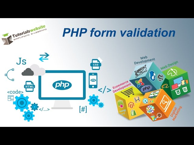 php tutorial in hindi - php form validation