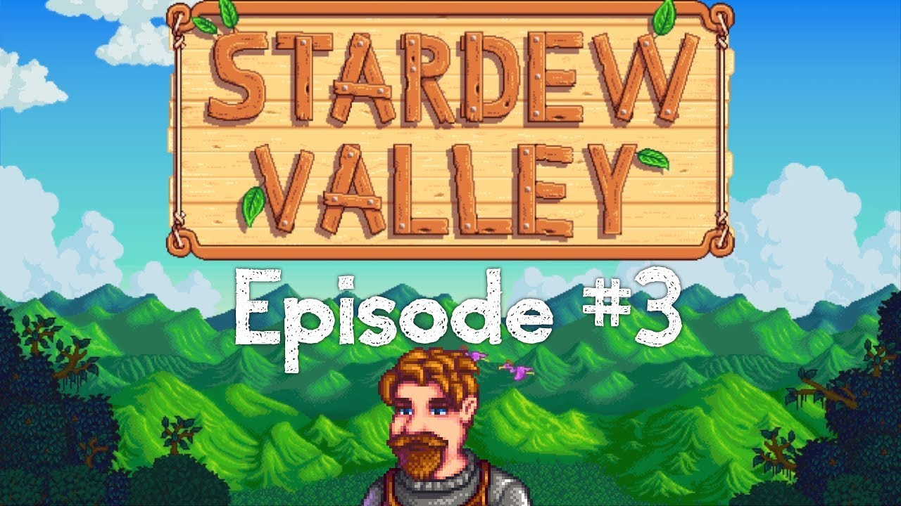 Stardew valley episode 3 getting the furnace blueprint youtube stardew valley episode 3 getting the furnace blueprint malvernweather Image collections
