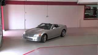 Cadillac XLR-V Supercharged--Video Road Test Review Chris Moran