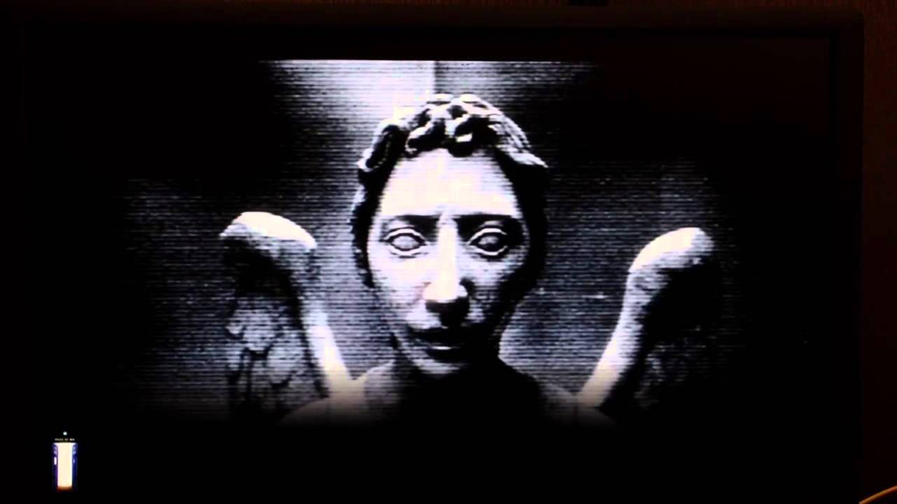 Weeping Angel Screensaver Youtube