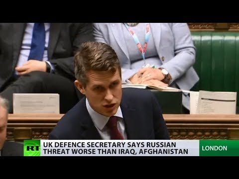 Russia not a threat to UK & Brits, but threat to neocon plan for regime change in Syria – Neil Clark