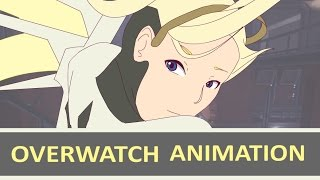 Overwatch Just mercy things (Animation)