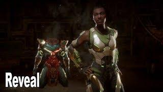 Mortal Kombat 11 - Kotal Kahn and Jacqui Briggs Reveal Trailer [HD 1080P]