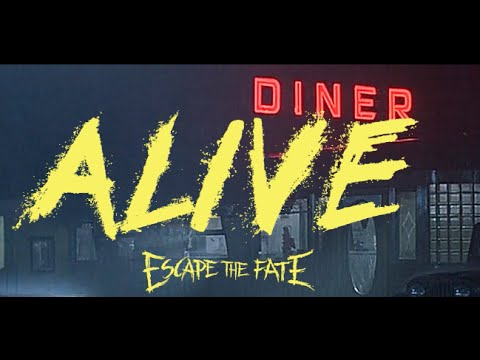 Escape the Fate - Alive (Horror Version)