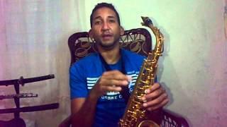 como tocar desiderio arias saxofon