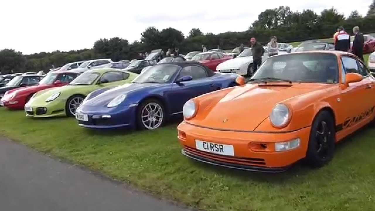 Yorkshire Porsche Festival 19 July 2015 - YouTube