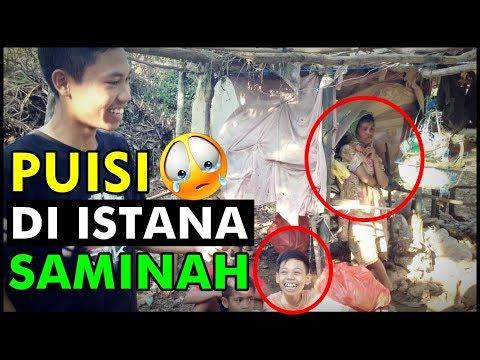 Puisi di ISTANA Saminah (Dimas Squad & Hajar Pamuji)