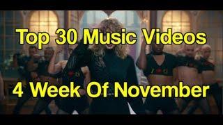 Top Songs Of November 2017: Week 4