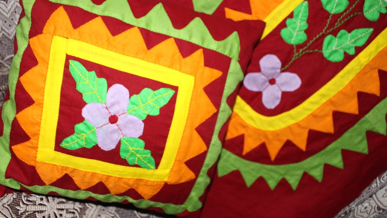 Hand embroidery designs applique design stitch and flower