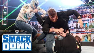 Seth Rollins fuels the fire between Murphy and the Mysterios: SmackDown, Oct. 30, 2020