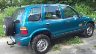 Огляд Kia Sportage 1994 р. 2.0 бензин.механіка.в ідеальному стані.Короткий огляд авто.