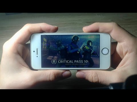 CRITICAL OPS iPHONE SE (2020)