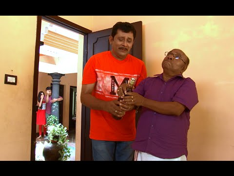 Thatteem Mutteem | Ep 194 - Arjunan's pledge against liquor - | Mazhavil Manorama