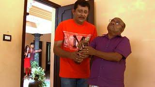 Thatteem Mutteem | Episode 194 - Arjunan's pledge against liquer