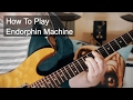 watch he video of 'Endorphin Machine' Prince Guitar Lesson