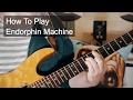 'Endorphin Machine' Prince Guitar Lesson