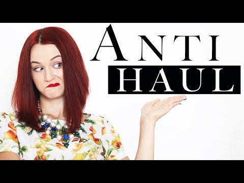 Anti Haul Iulie 2017 | KKW make-up, papuci cu blana, chokere, etc