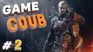 Game Coub 2  Игровые приколы под музыку  Смешные моменты из игр