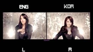 Girls' Generation (SNSD) - The Boys (Split Screen) (Eng/Kor) - Stafaband