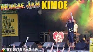 Kimoe @ Reggae Jam 8/2/2013