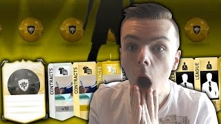 PES 2015 AMAZING BLACK BALL PACK OPENING!!!