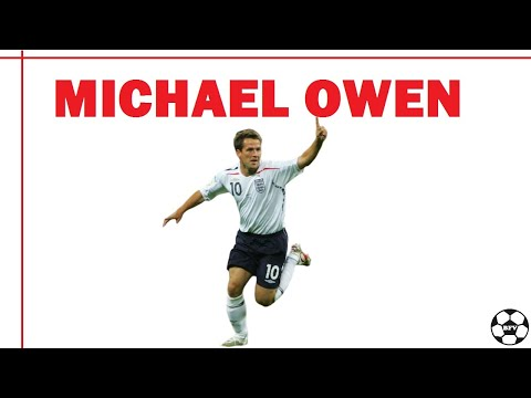 Michael Owen, the Wonder Boy [Best Goals]