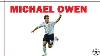 Michael Owen, the Wonder Boy [Best Goals]