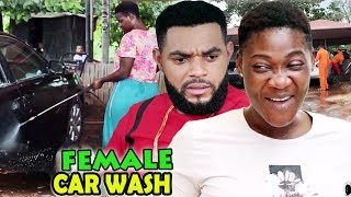 Female Car Wash FINAL FULL SEASON 7&8 - NEW MOVIE HIT'' Mercy Johnson 2019 Latest Nigerian Movie