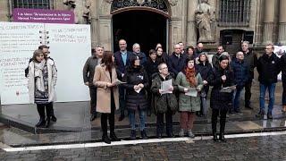 El Ayuntamiento de Pamplona conmemora el 8 de marzo