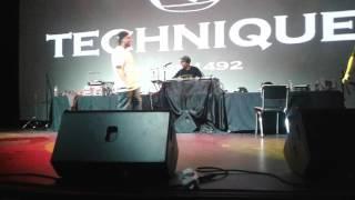 Immortal Technique - Creation & Destruction LIVE