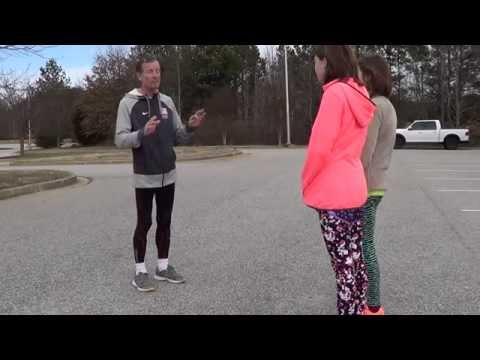 Racewalking Basics
