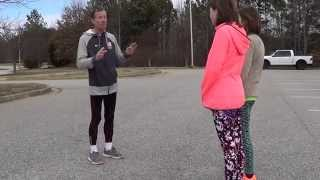 Racewalking - Basics