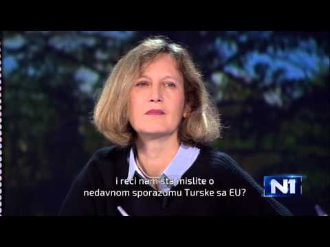 "TV Debate Balkans in Europe - ""Turkey- Balkans- European Union Partners, Allies or Foes?"" Ep.7"