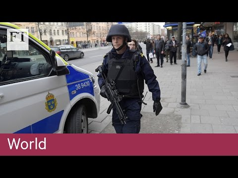 Terror attack in Stockholm | World