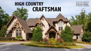 Luxury Architecture Design #67 | High Country Craftsman by Bost Custom Homes | Durham, NC
