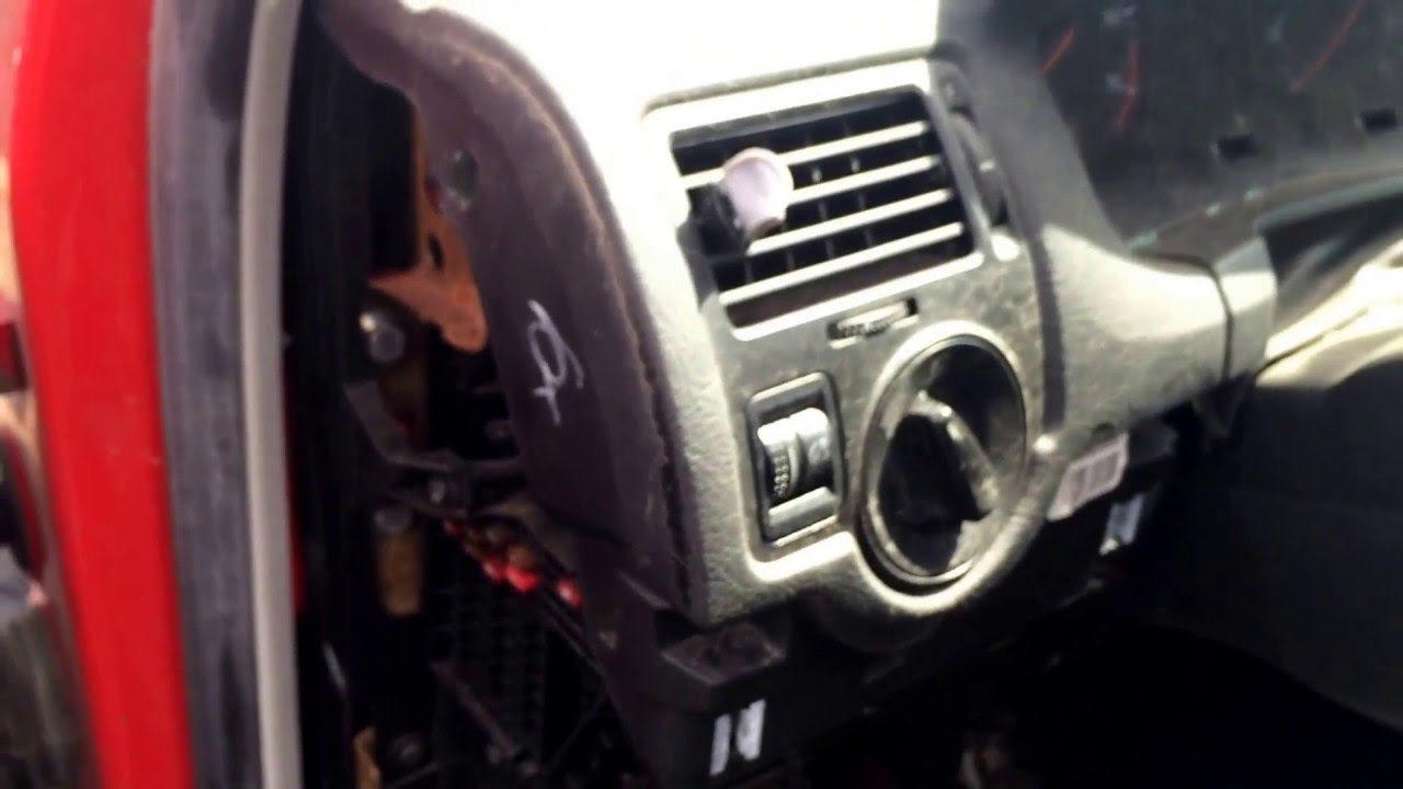 2003 Volkswagen Jetta Fuse Box Location