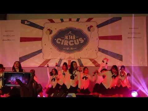 JKT48 - UZA (Live Performance  at JKT48 Circus Surabaya 01/07/2018) Team J [Shanju Fancam]