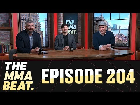 The MMA Beat: Episode 204