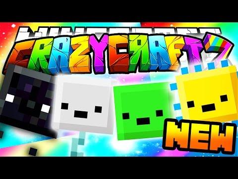 Minecraft Crazy Craft 3.0: NEW LEGENDARY PET! (Inventory Pet Mod)! #36