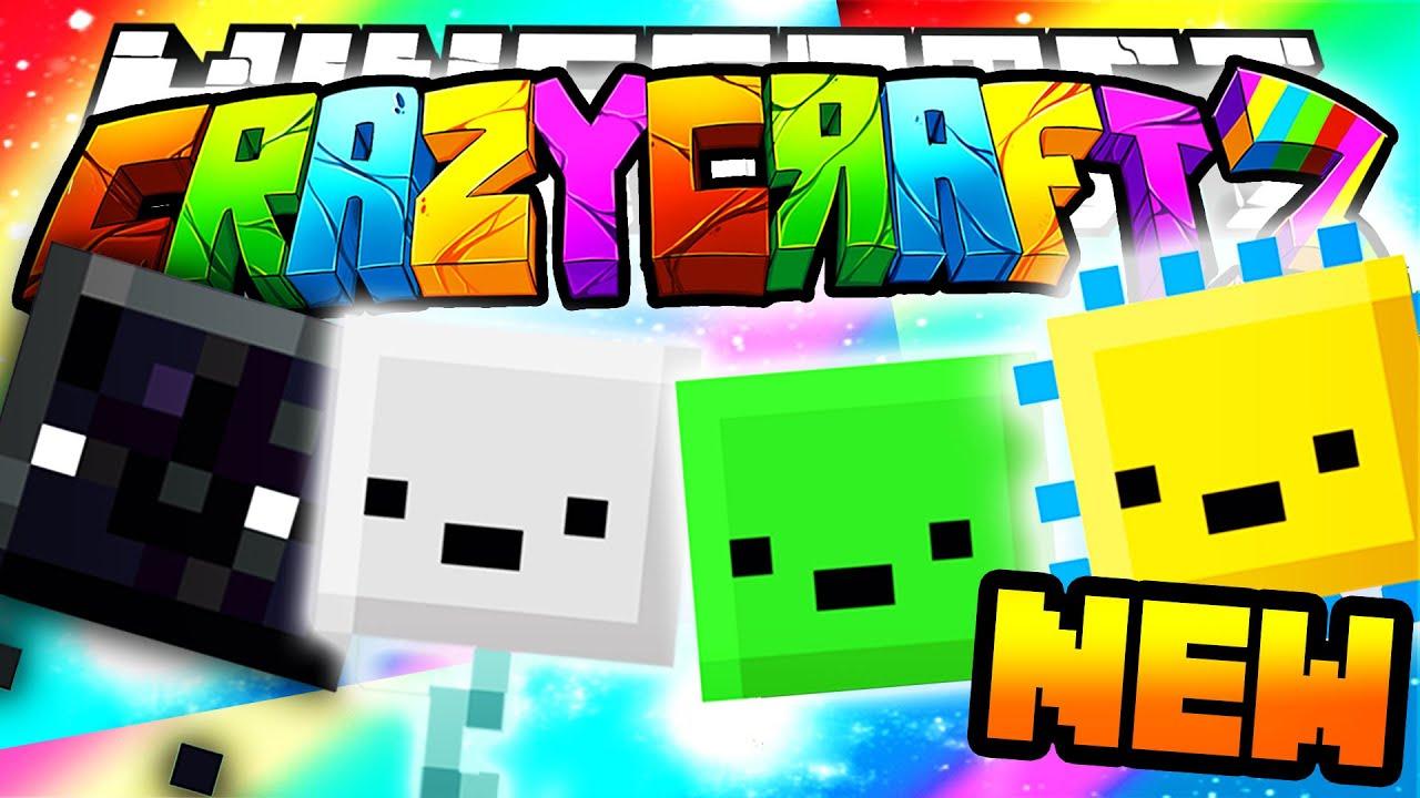 Minecraft crazy craft 3 0 new legendary pet inventory pet mod 36