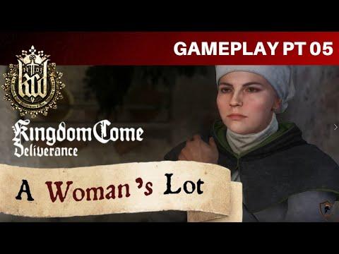 Kingdom Come Deliverance - A Woman's Lot - Part 5: Johanka Vs. the Devil |
