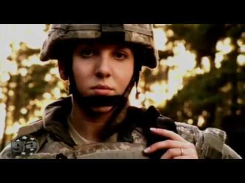 America's Army Real Heros; Monica Brown